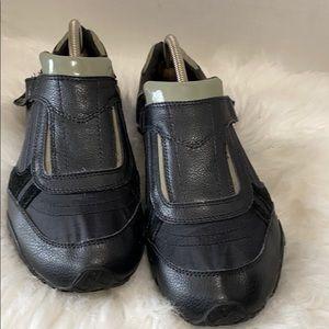 Diesel Men's 'Harold Keep' Leather Casual Shoes 10
